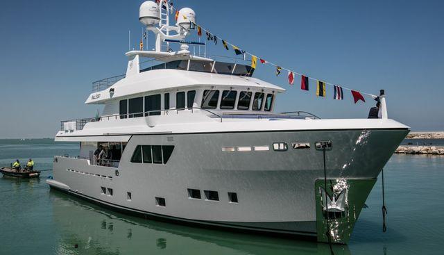 Hvalross Charter Yacht - 2