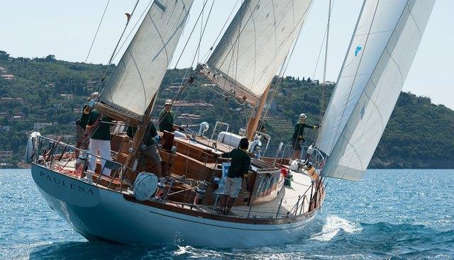 Paulena Charter Yacht