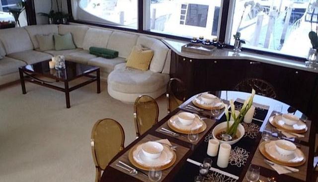 L'Eau Profile Charter Yacht - 4