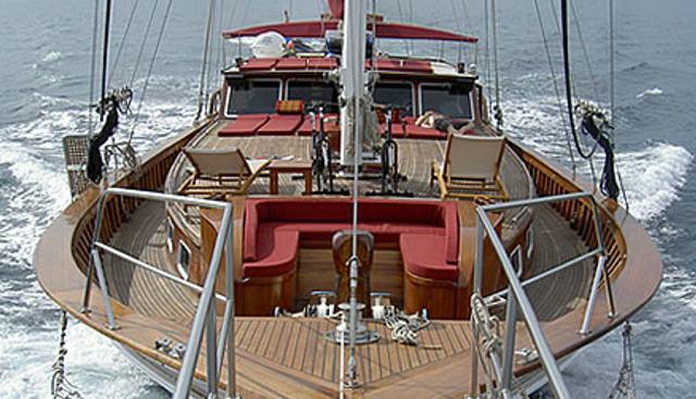 Lady Anita Charter Yacht - 3
