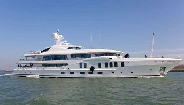 Z Charter Yacht - 2