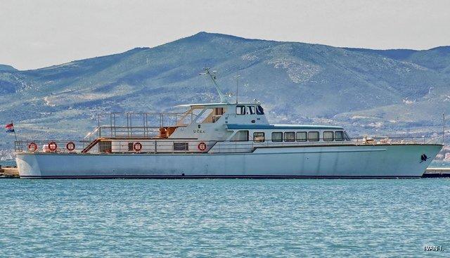 Ucka Charter Yacht