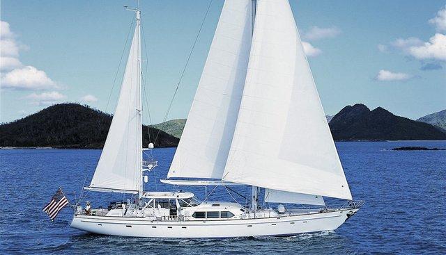 Sea Angel Charter Yacht