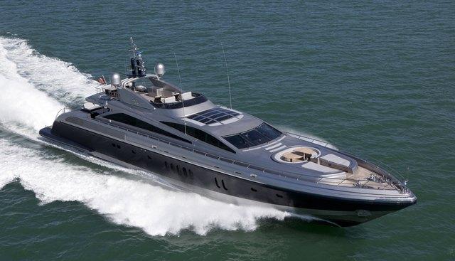 Tenshi Charter Yacht