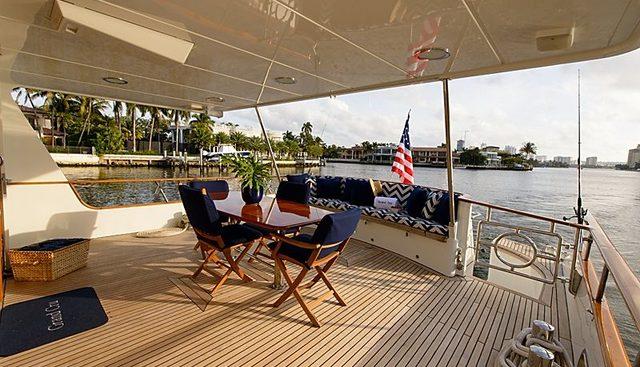 Fat Sheila Charter Yacht - 5