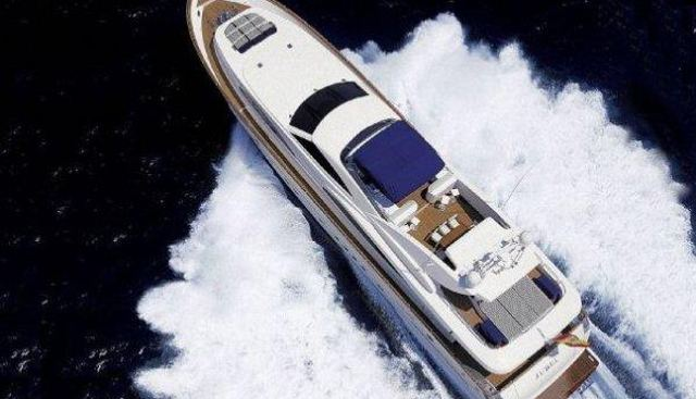 Santa Maria X Charter Yacht