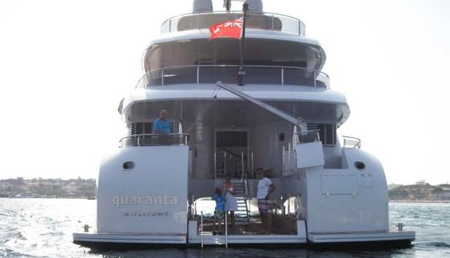 Quaranta Charter Yacht - 8