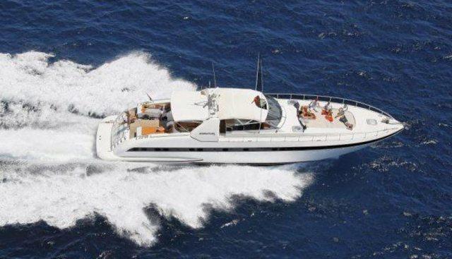 Atlantis Charter Yacht