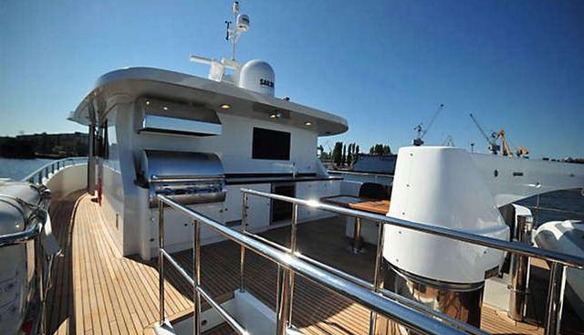 Destiny Charter Yacht - 8
