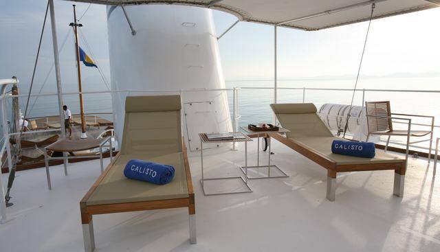 Calisto Charter Yacht - 2