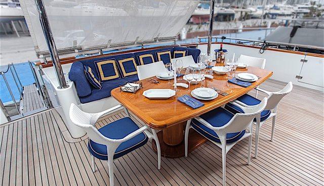 Sheran Charter Yacht - 3