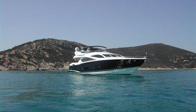 Fantasia of London Charter Yacht - 4
