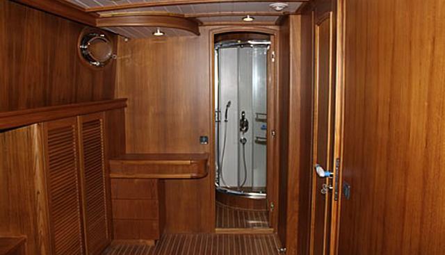 Ancha Charter Yacht - 5