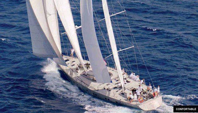 Marama Charter Yacht - 2
