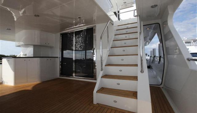Foot Loose Charter Yacht - 6