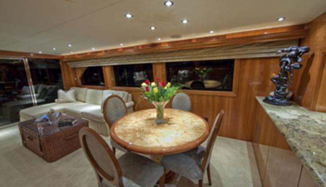 Bayou A Bud Charter Yacht - 8