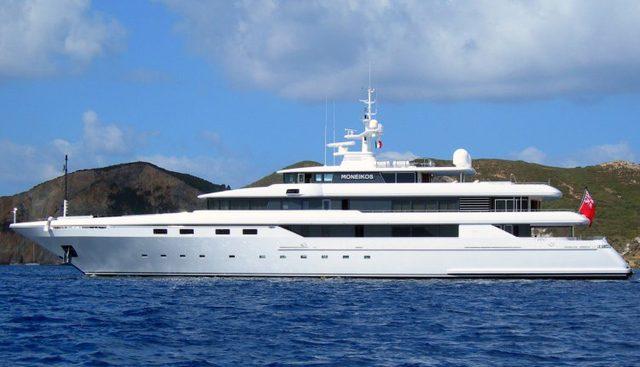 Moneikos Charter Yacht - 2