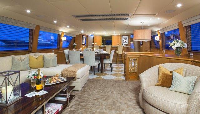 Trilogy Charter Yacht - 6
