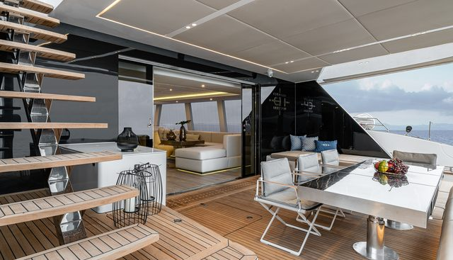 Endless Horizon Charter Yacht - 2