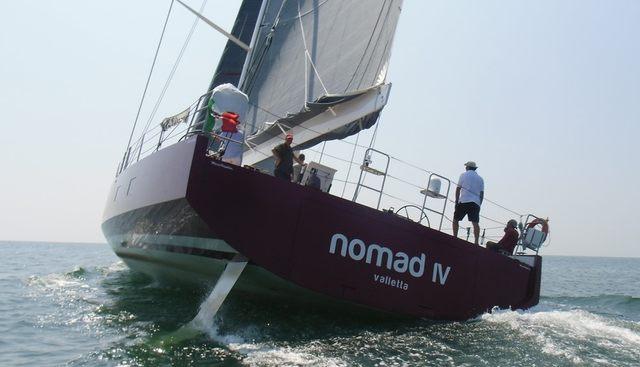 Nomad IV Charter Yacht - 3