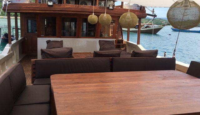 Nyaman Boat Charter Yacht - 4