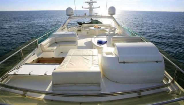 Ade Yeia Charter Yacht - 3