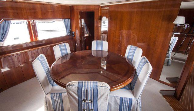 Phaedra I Charter Yacht - 4