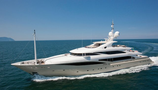 Kolaha Charter Yacht