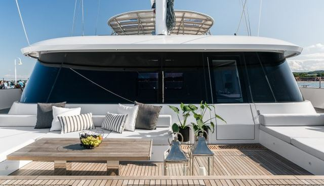 Above Charter Yacht - 2