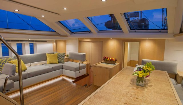 Graycious Charter Yacht - 5