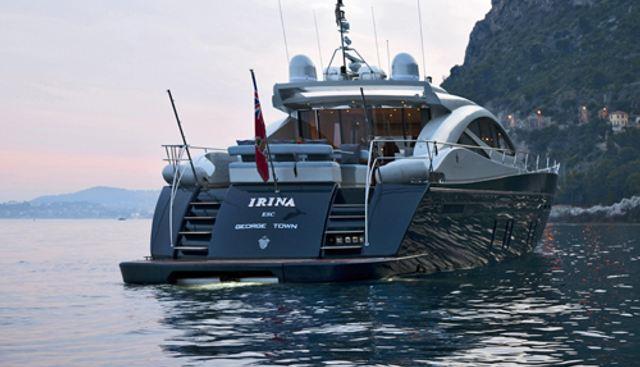 Irina Esc Charter Yacht - 3