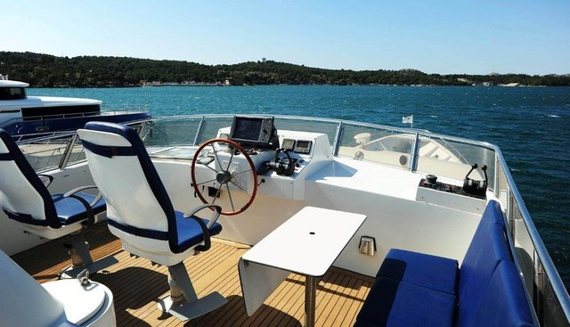 Muckel Charter Yacht - 4