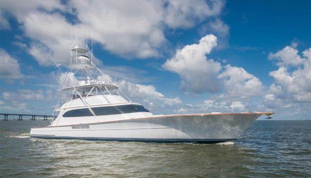 Remain Calm Charter Yacht