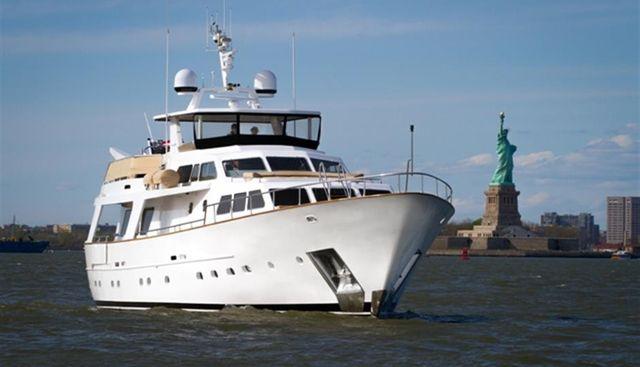 Sima Charter Yacht - 2