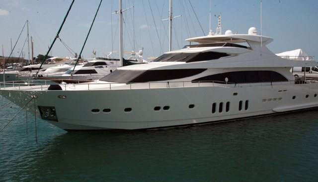 The Wish Charter Yacht