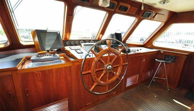 Odalisque Charter Yacht - 3