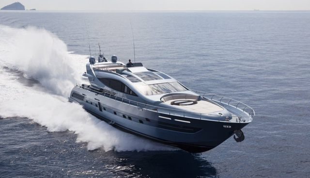 55 Fiftyfive Charter Yacht