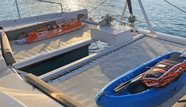 Mystique Charter Yacht - 4