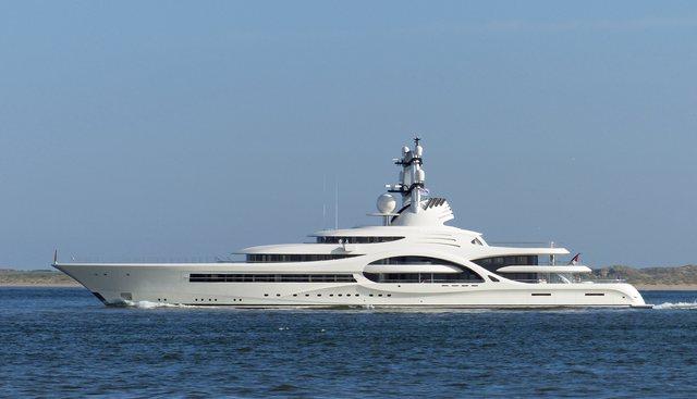 Anna Charter Yacht