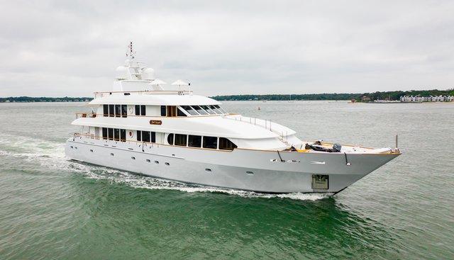 Just Sayin' Charter Yacht