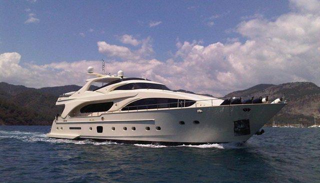 Merve Charter Yacht