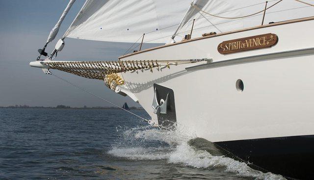 Spirit of Venice Charter Yacht - 2