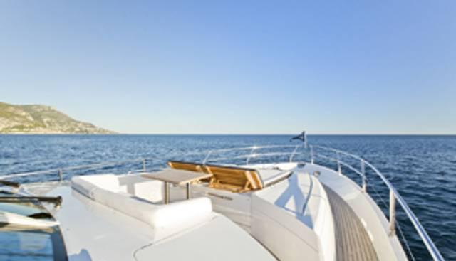Carte Blanche III Charter Yacht - 4