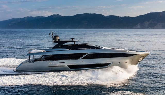 Elysium I Charter Yacht