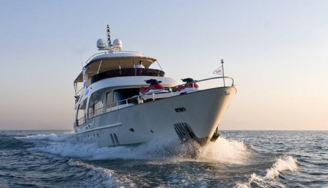 Azmim Charter Yacht - 2