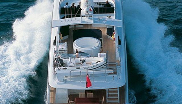 Ammoun Of London Charter Yacht - 4