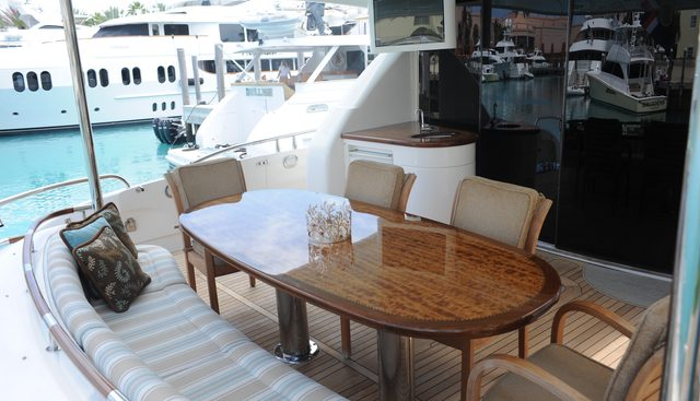 Chip Charter Yacht - 4