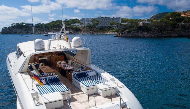 Minu Luisa Charter Yacht - 3