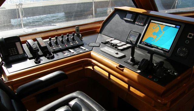 Latitude Charter Yacht - 5