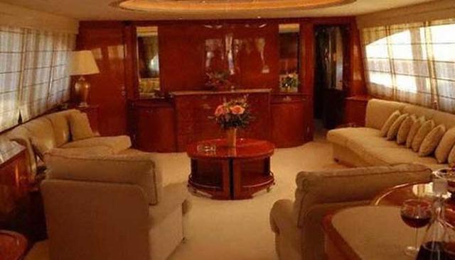Zeynep T Charter Yacht - 2